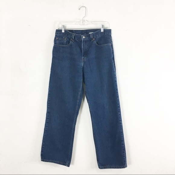 98b70f4a636 Levi's 577 Low Rise Loose Fit Denim Jeans Sz 8. M_5be4d578534ef90923a65bda